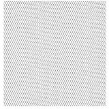 Xingshuoonline Gittermatte Streckmetall Edelstahl Gitterzaun Zaun 50×50 cm 45×20×4 mm