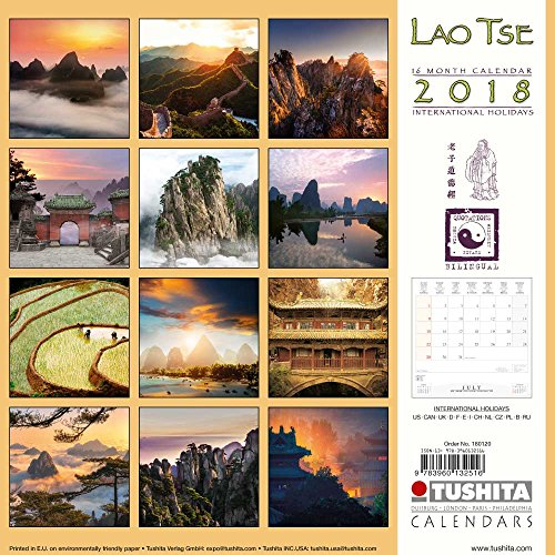 Lao Tse 2018 (Mindful Editions)