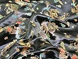 91,4cm breit Chinesischer Drache Brokat Kleid Stoff,