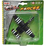 Maisto A-10A Thunderbolt Ii Aeroplane Die Cast Toy Model (Black)