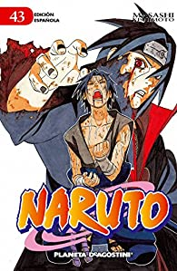 Naruto nº 43/72 par Masashi Kishimoto