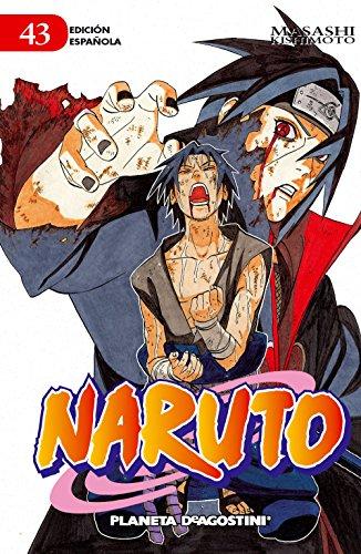 Naruto nº 43/72 por Masashi Kishimoto