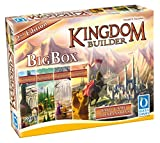 Queen Games 10363 - Kingdom Builder Big Box 2nd Edition