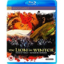 The Lion In Winter *Digitally Restored [Blu-ray]