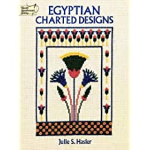 Egyptian Charted Designs (Dover Needlework)