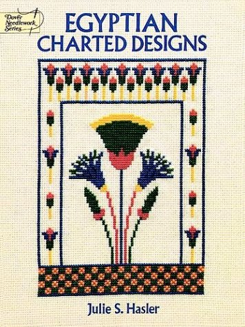 Egyptian Charted Designs (Dover Needlework Series) - Ägyptische Stickerei Designs