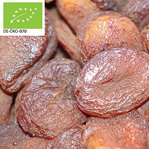 1000g Bio Aprikosen | 1 kg | unbehandelt & ungeschwefelt | ohne Zucker und Zusätze | Trockenfrucht 100% Naturprodukt | kompostierbare Verpackung | STAYUNG