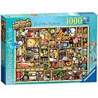 Ravensburger The Curious Cupboard No.1 - The Kitchen Cupboard, 1000pc Jigsaw Puzzle