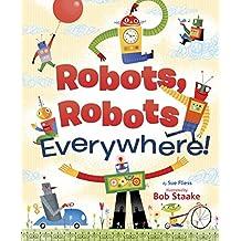 Robots, Robots Everywhere (Little Golden)