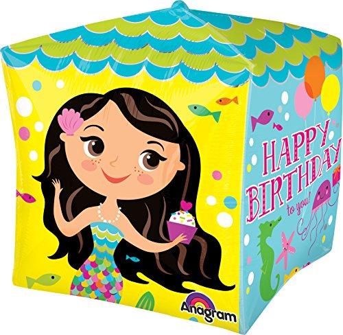 Amscan Happy Birthday to You CBZ Globos de Sirenas