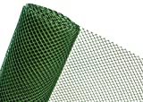 15m² plastica recinzione in 0,6m di altezza x 25m lunghezza maglie 20mm staccionata da giardino
