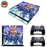 Straubing EishockeySony PS4 Playstation-Sticker, Aufklebermaterial aus Vinyl, Fanartikel, Sportfan