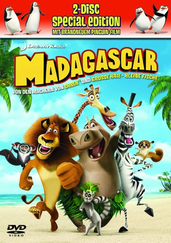 Universal/DVD Madagascar (Special Edition, 2 DVDs)
