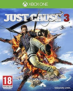 Just Cause 3 (Xbox One) (B00KJGYNOE) | Amazon price tracker / tracking, Amazon price history charts, Amazon price watches, Amazon price drop alerts