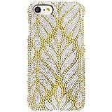 Uunique Millionär Swarovski Hartschale Golden Palm Schutzhülle für iPhone 7