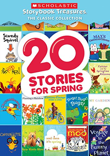 20-stories-for-spring-scholastic-classics