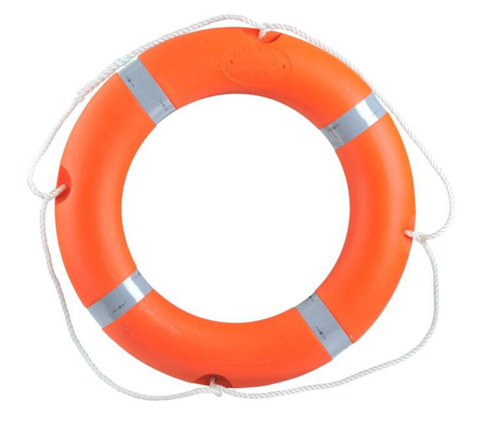 MiDMarine 1.5kg Large Size 58cm, EC & SOLAS Approved Lifebuoy Ring 1