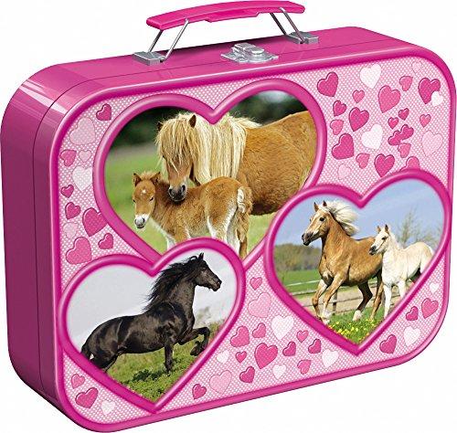 Schmidt 55588 Puzzle Pferde - Alt-spielzeug Jahre Mädchen 5 Für