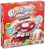 Jumbo 17599 - PimPamPet Das letzte Wort! - Ein Stadt Land Fluss Spiel