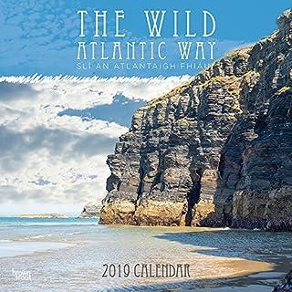 The Wild Atlantic Way 2019 Square Wall Calendar