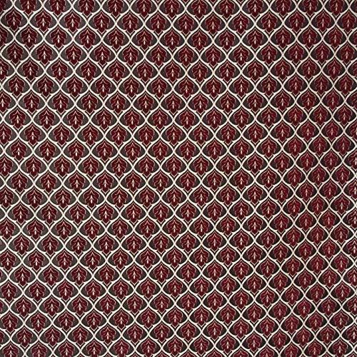 Casa Moro | Stoff zum Nähen Basteln Beziehen Kunsthandwerk | Möbelstoff Bezugsstoff Polsterstoff Sitzbezug Strukturstoff | Meterware ST_61