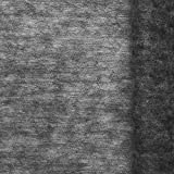 Vlieseline grau - Stoff Meterware - 100 % Polyester