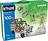 #8: K'nex 100 Model Building Set, 863 Pieces, Ages 7+ Engineering Educational Toy
