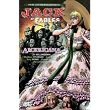 Jack of fables, Tome 4 : Americana