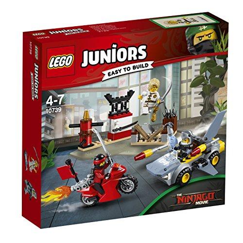 Preisvergleich Produktbild LEGO Juniors 10739 - Haiangriff