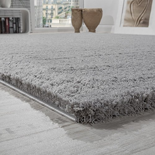 alfombra-de-tipo-shaggy-pelo-alto-pelo-largo-moteado-alfombra-en-gris-grosse10x10-cm