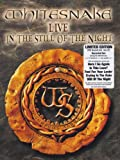 Whitesnake - Live in the still of the night (limited edition) (+CD +booklet)