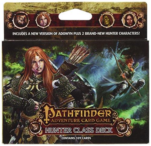 Pathfinder Adventure Card Game: Hunter Class Deck por Mike Selinker