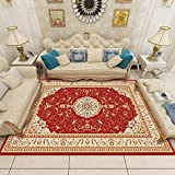 GBFR Style Persan Tapis Salon Nordique Tapis Chambre canapé Table Basse Maroc Tapis Salle d'étude Tapis de Sol décor à la Maison Tapis Vintage Tapis...