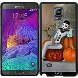 SilikonHülle für Samsung Galaxy Note 4 (N910) - Pumkin Clown by Illu-Pic.-A.T.Art