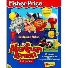 Fisher- Price. Im kleinen Zirkus. CD- ROM für Windows 3.1/95