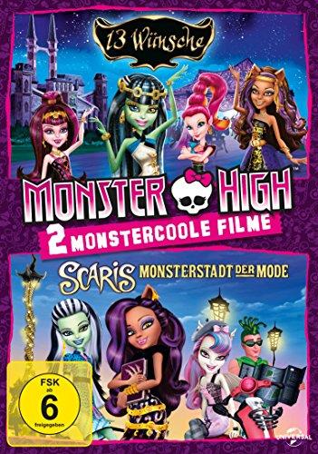 13 Wünsche & Scaris: Monsterstadt der Mode (2 DVDs)