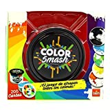 Goliath-76184 Color Smash 200 Cartas, Color Azul/Rojo/Verde/Negro, única (76184)