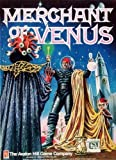 Merchant of Venus - Solitaire, Two Player, or Multi-Player Science Fiction Trading Board Game by The Avalon Hill Game Company