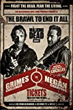GB Eye Ltd GB Eye, The Walking Dead, Fight, Maxi Poster 61 x 91,5 cm, Verschiedene