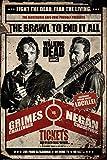 GB Eye Ltd GB Eye, The Walking Dead, Fight, Maxi Poster 61x 91,5cm, Verschiedene