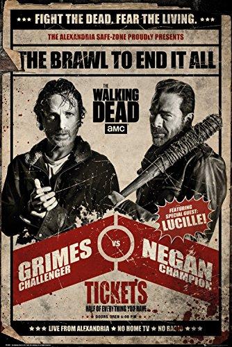 Grupo Erik Editores The Walking Dead Fight