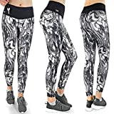 Formbelt® Damen Laufhose mit Tasche lang - Leggins Stretch-Hose hüfttasche