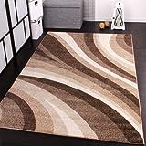 Un tappeto densamente intrecciato, dal design sofisticato, che è una vera attrazione in ogni appartamento. Il suo pelo trasmette una sensazione piacevole anche quando si corre a piedi nudi, poiché il materiale di alta qualità è facile da puli...
