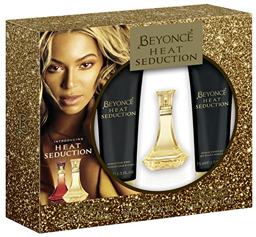 Beyoncé Geschenkset Heat Seduction EdT 30ml + Shower Gel 75ml, 1er Pack (1 x 180 ml)