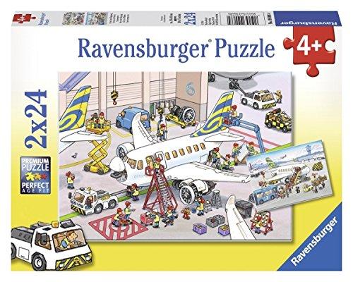 Ravensburger 09088 - Rund ums Flugzeug Preisvergleich