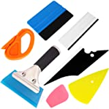 Ewrap Window Tinting Tool Kit Window Film Installation Tools Vehicle Vinyl Wrap Application Kit Including Felt Edge…