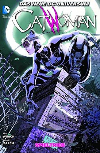 Catwoman: Bd. 1: Spieltrieb (Catwoman Superhelden)
