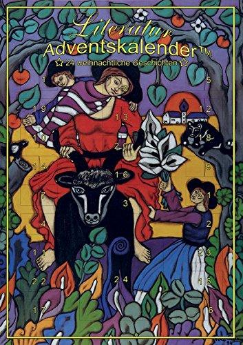 Literatur-Adventskalender: 24 weihnachtliche Geschichten