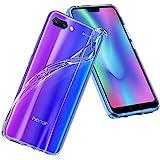 Spigen L27CS24097 Liquid Crystal für Honor 10 Hülle Transparent TPU Silikon Handyhülle Durchsichtige Schutzhülle Flex…
