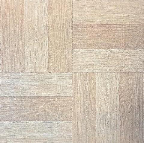 d-c-fix® High Quality Self Adhesive Vinyl Floor Tiles Beech Wood Parquet (1m² per pack) 274-5028